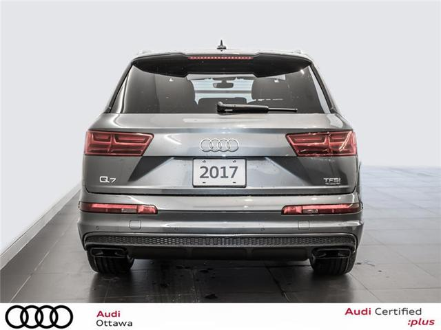 2017 Audi Q7 3.0T Technik (Stk: 52133A) in Ottawa - Image 6 of 22