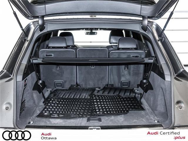 2017 Audi Q7 3.0T Technik (Stk: 52133A) in Ottawa - Image 7 of 22