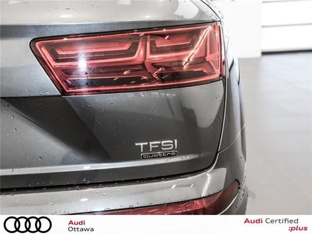 2017 Audi Q7 3.0T Technik (Stk: 52133A) in Ottawa - Image 9 of 22