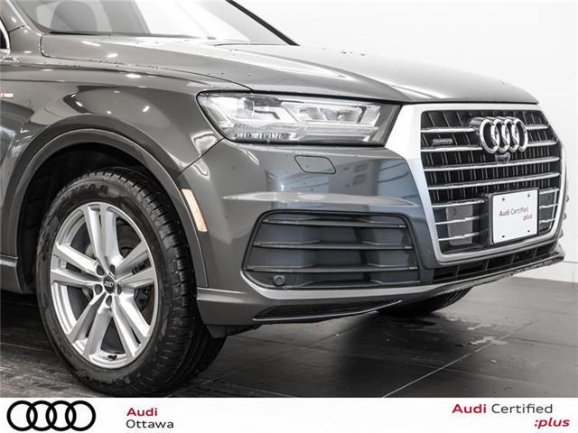 2017 Audi Q7 3.0T Technik (Stk: 52133A) in Ottawa - Image 11 of 22