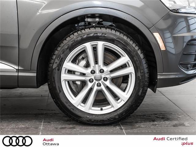 2017 Audi Q7 3.0T Technik (Stk: 52133A) in Ottawa - Image 12 of 22
