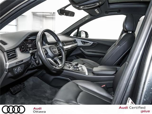 2017 Audi Q7 3.0T Technik (Stk: 52133A) in Ottawa - Image 15 of 22