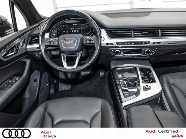 2017 Audi Q7 3.0T Technik (Stk: 52133A) in Ottawa - Image 17 of 22