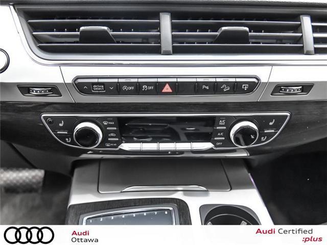 2017 Audi Q7 3.0T Technik (Stk: 52133A) in Ottawa - Image 21 of 22