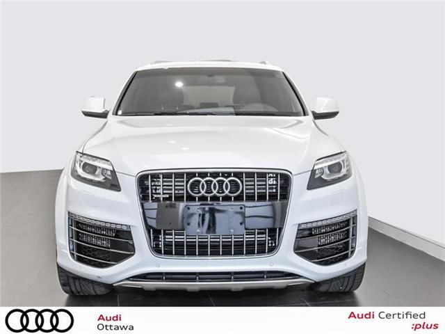 2015 Audi Q7 3.0 TDI Vorsprung Edition (Stk: PA505HT) in Ottawa - Image 4 of 22