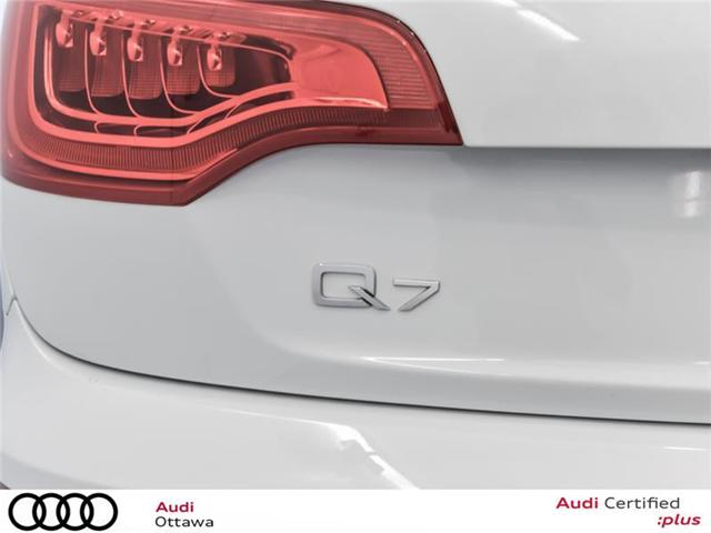 2015 Audi Q7 3.0 TDI Vorsprung Edition (Stk: PA505HT) in Ottawa - Image 8 of 22