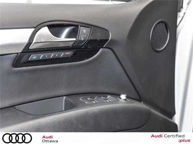 2015 Audi Q7 3.0 TDI Vorsprung Edition (Stk: PA505HT) in Ottawa - Image 13 of 22