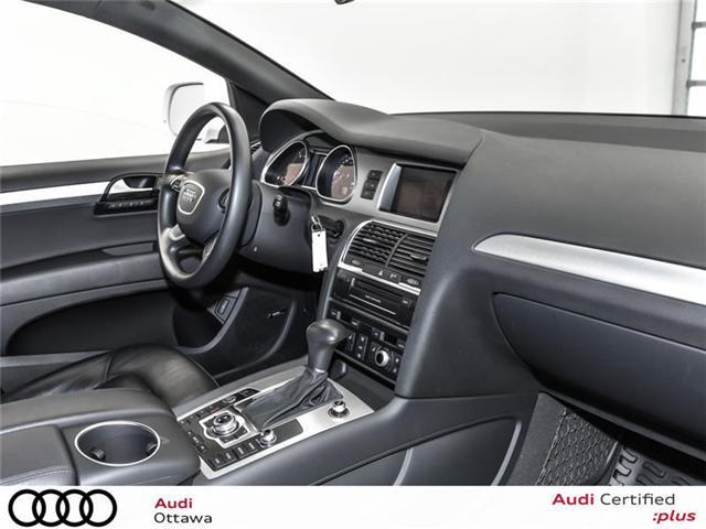 2015 Audi Q7 3.0 TDI Vorsprung Edition (Stk: PA505HT) in Ottawa - Image 17 of 22