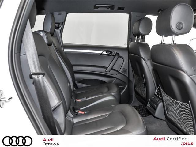 2015 Audi Q7 3.0 TDI Vorsprung Edition (Stk: PA505HT) in Ottawa - Image 18 of 22