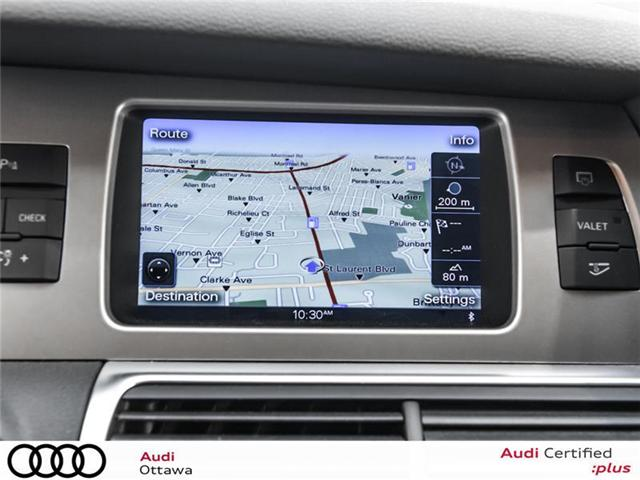 2015 Audi Q7 3.0 TDI Vorsprung Edition (Stk: PA505HT) in Ottawa - Image 22 of 22