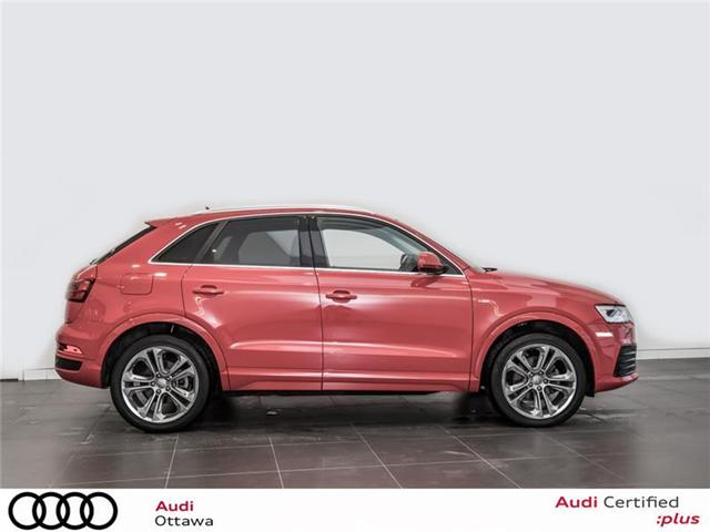 2017 Audi Q3 2.0T Technik (Stk: PA509) in Ottawa - Image 2 of 22