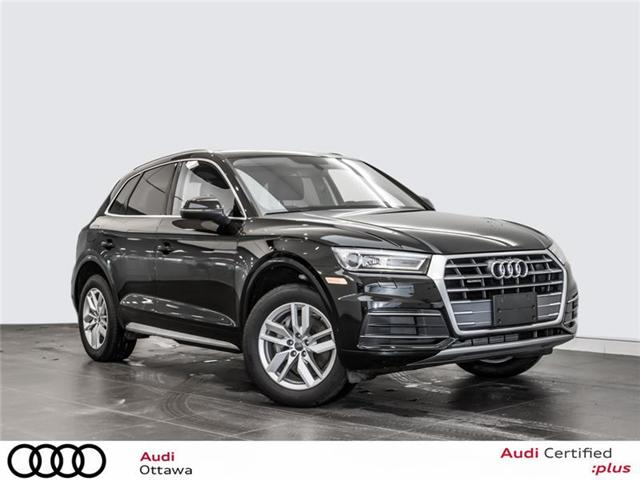 2018 Audi Q5 2.0T Komfort (Stk: PA517) in Ottawa - Image 1 of 22