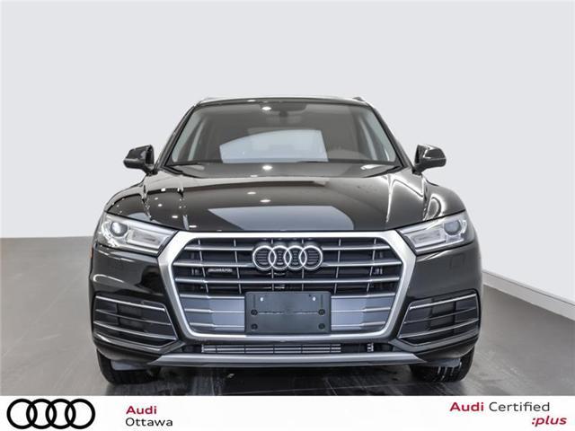2018 Audi Q5 2.0T Komfort (Stk: PA517) in Ottawa - Image 4 of 22
