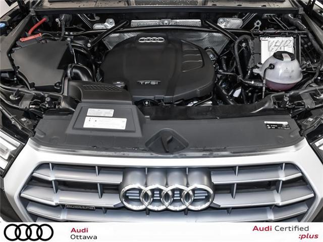 2018 Audi Q5 2.0T Komfort (Stk: PA517) in Ottawa - Image 5 of 22
