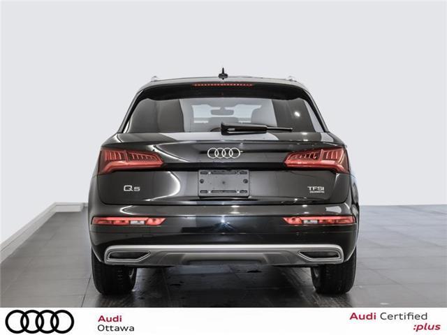 2018 Audi Q5 2.0T Komfort (Stk: PA517) in Ottawa - Image 6 of 22