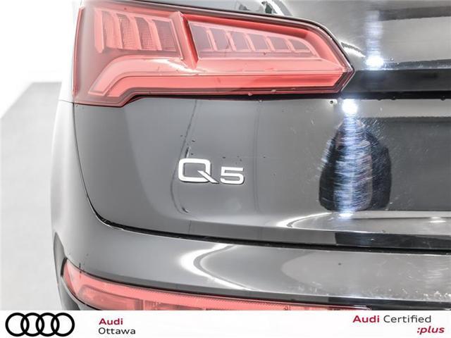 2018 Audi Q5 2.0T Komfort (Stk: PA517) in Ottawa - Image 8 of 22