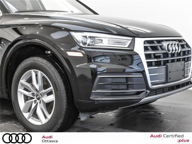 2018 Audi Q5 2.0T Komfort (Stk: PA517) in Ottawa - Image 11 of 22