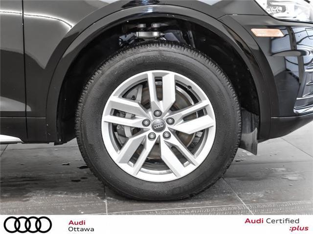 2018 Audi Q5 2.0T Komfort (Stk: PA517) in Ottawa - Image 12 of 22