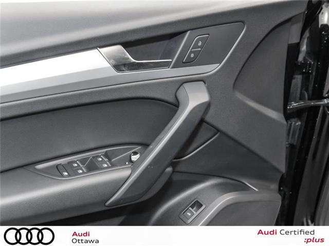 2018 Audi Q5 2.0T Komfort (Stk: PA517) in Ottawa - Image 13 of 22