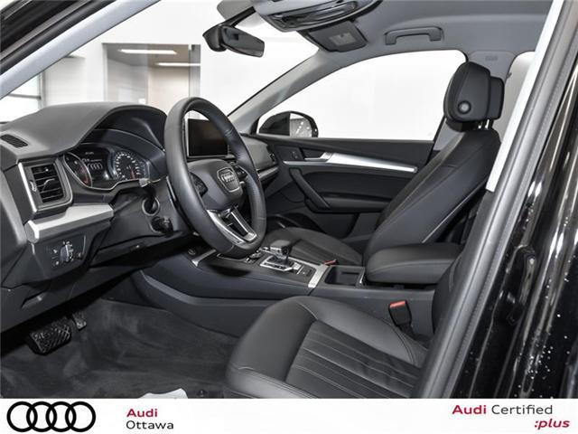 2018 Audi Q5 2.0T Komfort (Stk: PA517) in Ottawa - Image 14 of 22