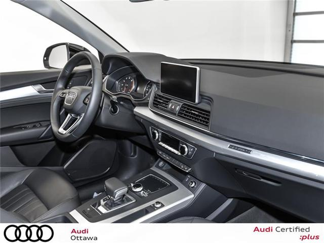 2018 Audi Q5 2.0T Komfort (Stk: PA517) in Ottawa - Image 17 of 22