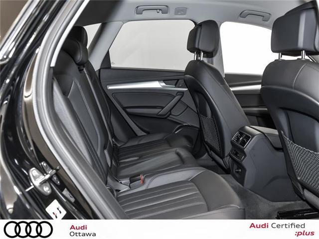 2018 Audi Q5 2.0T Komfort (Stk: PA517) in Ottawa - Image 18 of 22