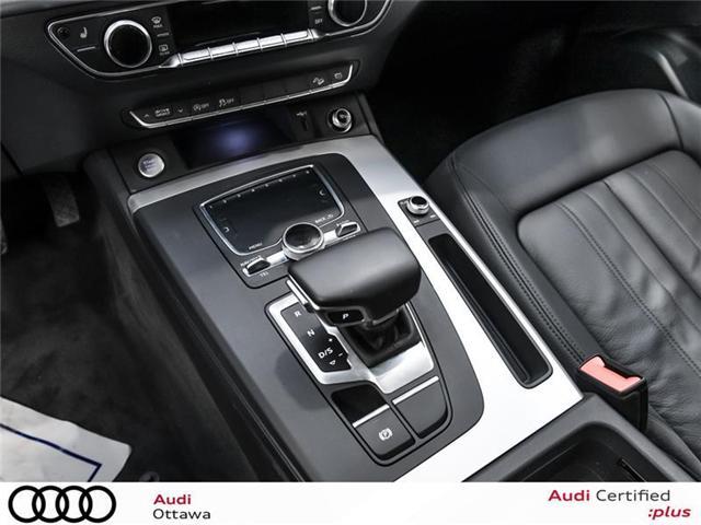 2018 Audi Q5 2.0T Komfort (Stk: PA517) in Ottawa - Image 19 of 22