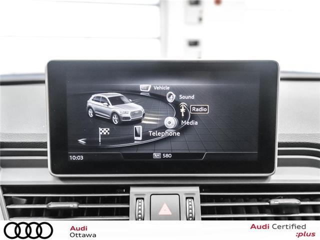 2018 Audi Q5 2.0T Komfort (Stk: PA517) in Ottawa - Image 20 of 22