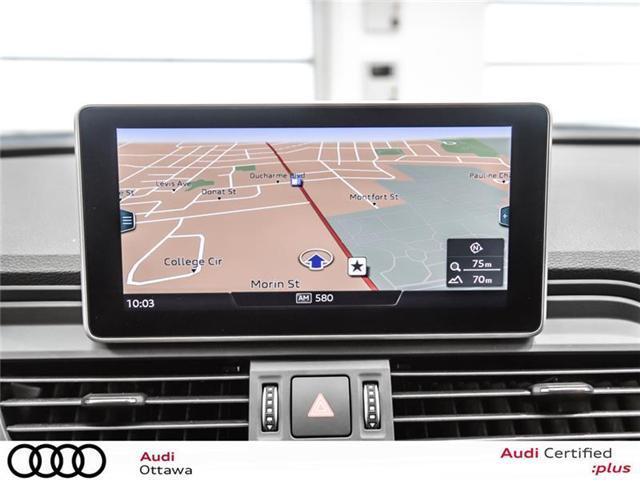2018 Audi Q5 2.0T Komfort (Stk: PA517) in Ottawa - Image 21 of 22