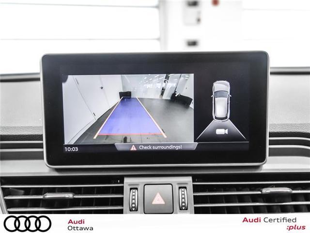 2018 Audi Q5 2.0T Komfort (Stk: PA517) in Ottawa - Image 22 of 22