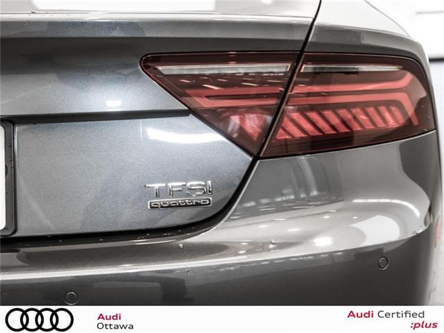 2017 Audi A7 3.0T Competition (Stk: PA522) in Ottawa - Image 8 of 22