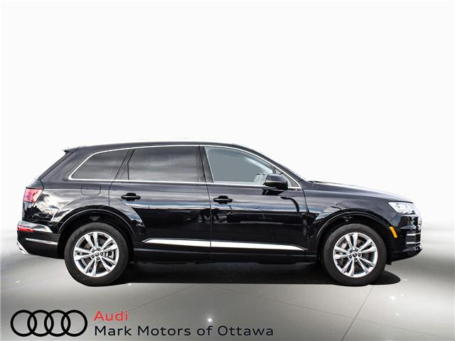 2018 Audi Q7 2.0T Progressiv (Stk: 90799) in Nepean - Image 3 of 28