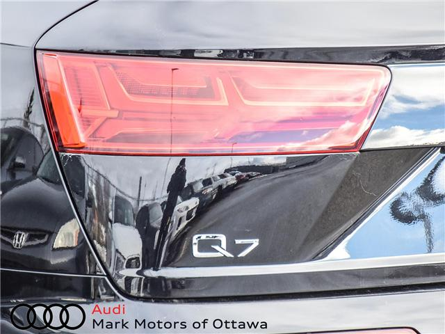 2018 Audi Q7 2.0T Progressiv (Stk: 90799) in Nepean - Image 8 of 28
