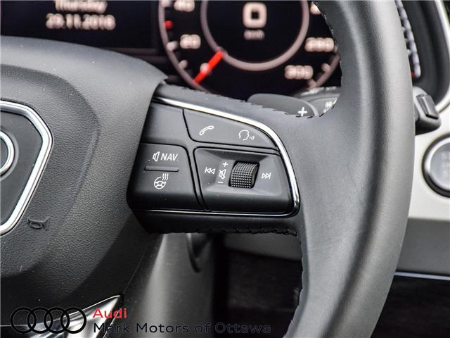 2018 Audi Q7 2.0T Progressiv (Stk: 90799) in Nepean - Image 13 of 28