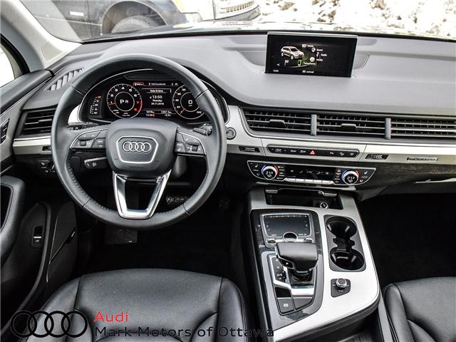 2018 Audi Q7 2.0T Progressiv (Stk: 90799) in Nepean - Image 15 of 28