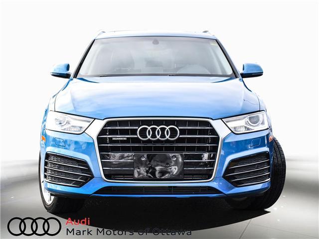 2018 Audi Q3 2.0T Progressiv (Stk: 90695) in Nepean - Image 2 of 27