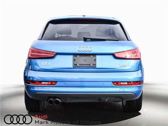 2018 Audi Q3 2.0T Progressiv (Stk: 90695) in Nepean - Image 5 of 27