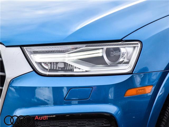 2018 Audi Q3 2.0T Progressiv (Stk: 90695) in Nepean - Image 6 of 27
