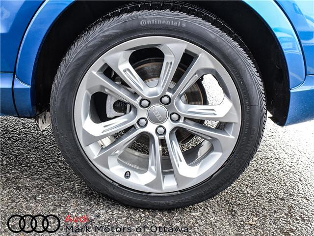 2018 Audi Q3 2.0T Progressiv (Stk: 90695) in Nepean - Image 7 of 27