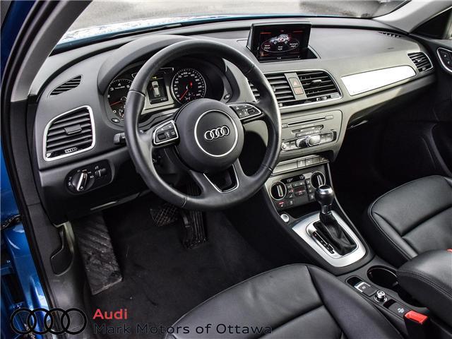 2018 Audi Q3 2.0T Progressiv (Stk: 90695) in Nepean - Image 9 of 27