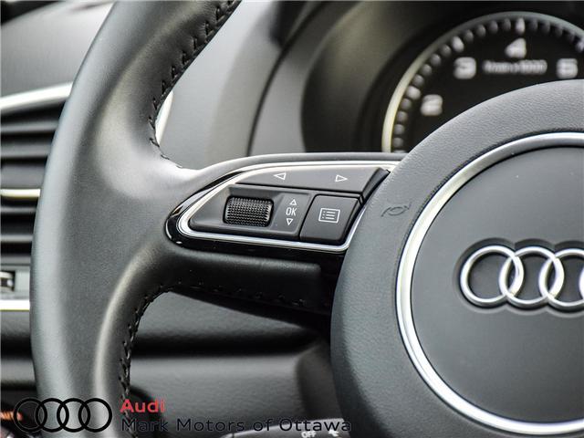 2018 Audi Q3 2.0T Progressiv (Stk: 90695) in Nepean - Image 13 of 27