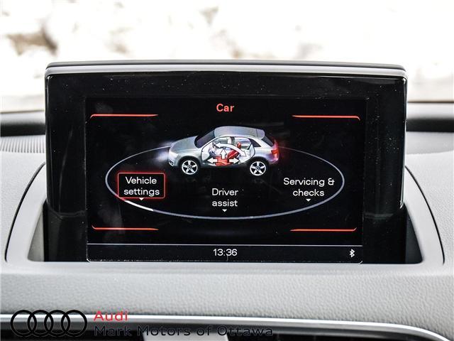 2018 Audi Q3 2.0T Progressiv (Stk: 90695) in Nepean - Image 19 of 27