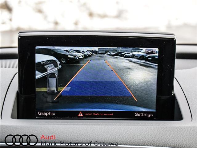 2018 Audi Q3 2.0T Progressiv (Stk: 90695) in Nepean - Image 20 of 27