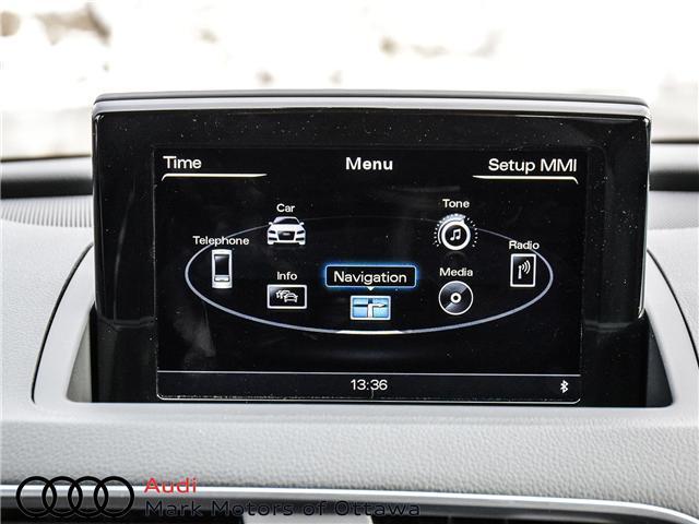 2018 Audi Q3 2.0T Progressiv (Stk: 90695) in Nepean - Image 22 of 27