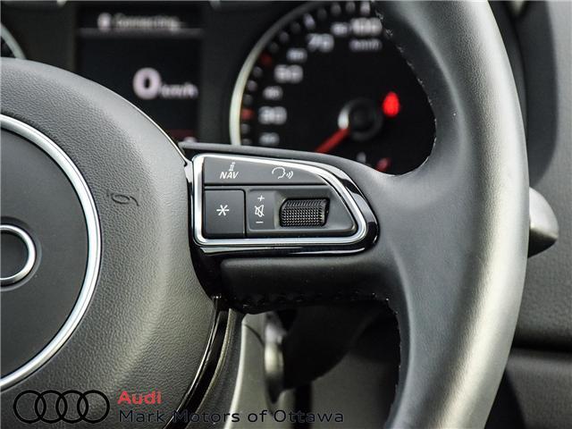 2018 Audi Q3 2.0T Progressiv (Stk: 90695) in Nepean - Image 23 of 27