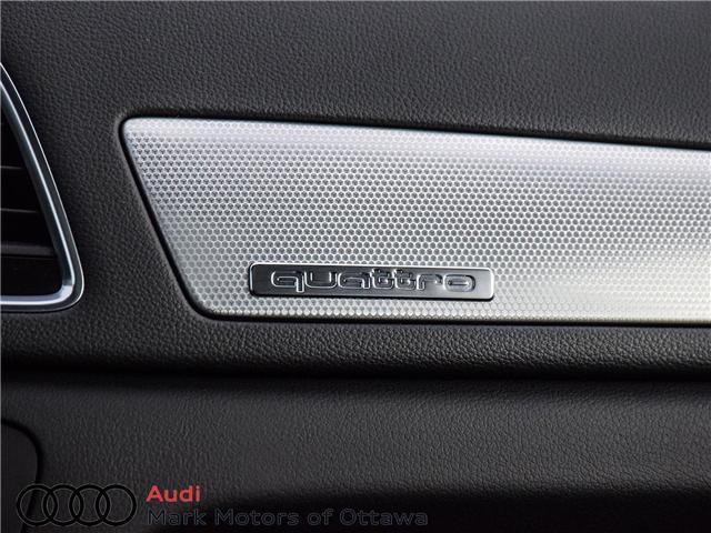 2018 Audi Q3 2.0T Progressiv (Stk: 90695) in Nepean - Image 24 of 27