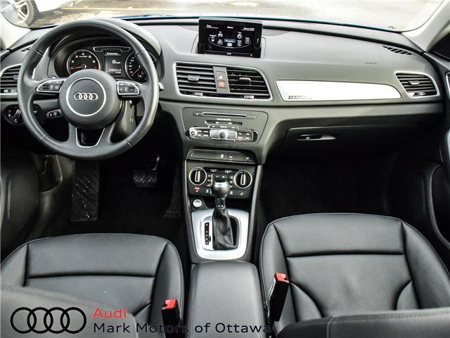 2018 Audi Q3 2.0T Progressiv (Stk: 90695) in Nepean - Image 25 of 27