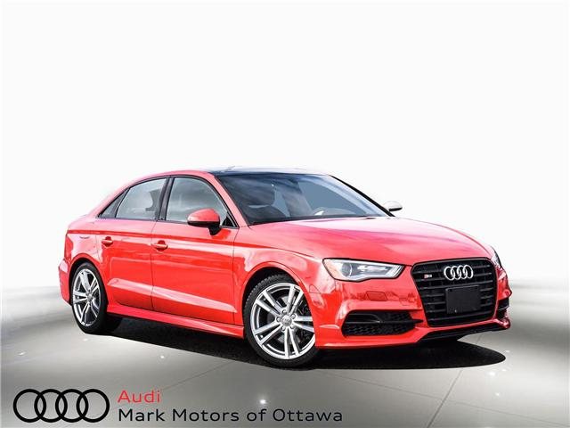 2016 Audi S3 2.0T Progressiv (Stk: 91024A) in Nepean - Image 1 of 26