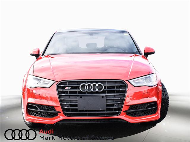 2016 Audi S3 2.0T Progressiv (Stk: 91024A) in Nepean - Image 2 of 26
