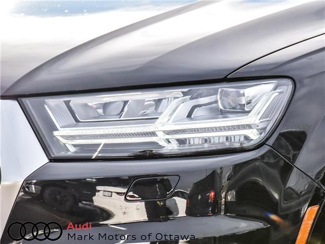 2017 Audi Q7 3.0T Technik (Stk: 91504A) in Nepean - Image 6 of 29